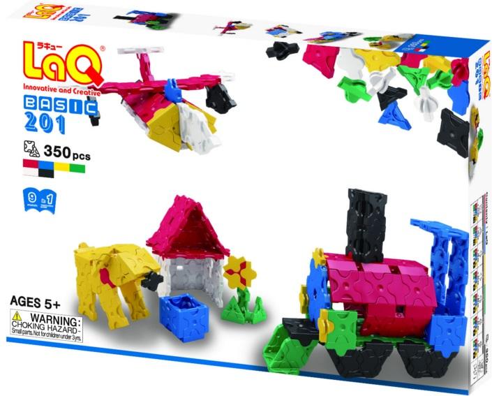 Конструктор Laq Basic 201 игрушка laq basic 2400 colors