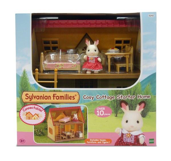 Набор Sylvanian Families. Дом Марии набор мебель для дома марии sylvanian families