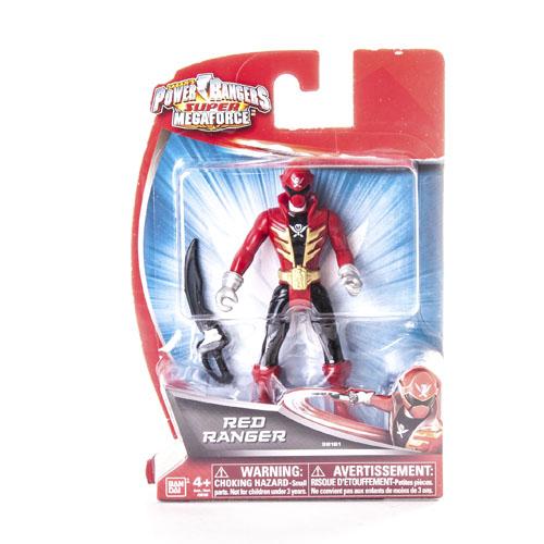 Игрушка Могучие рейнджеры ФИГУРКА 10 см в асс bandai bandai power rangers игровой набор могучие рейнджеры рейнджер с оружием