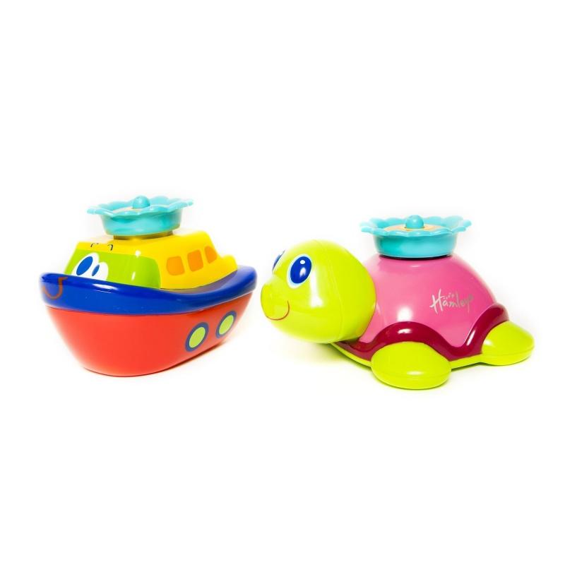 Игрушка для ванной Hamleys Фонтанчик r peters gift to be simple