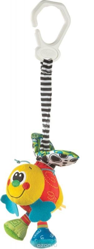 Playgro Игрушка-подвеска 'Пчелка'0183050 игрушки подвески playgro игрушка подвеска пчелка