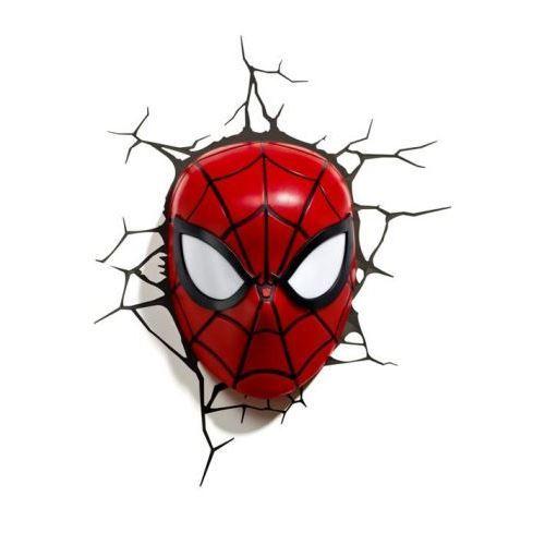 Светильник 3D Spiderman Mask