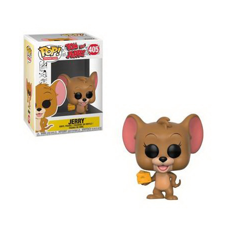 Фигурка Джерри Funko POP! Vinyl Tom and Jerry S1 Jerry 32166
