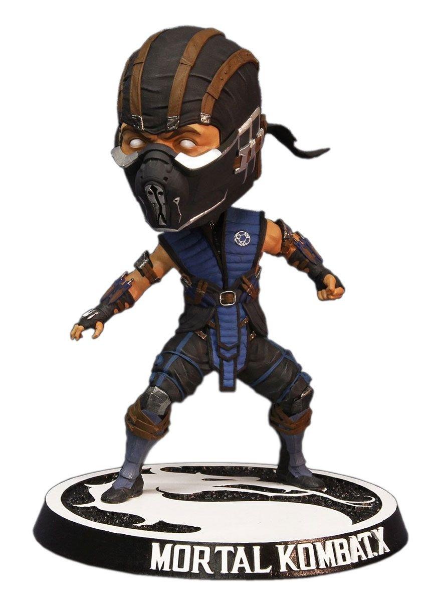 Фигурка Mortal Kombat X Sub-Zero Bobblehead 15 см