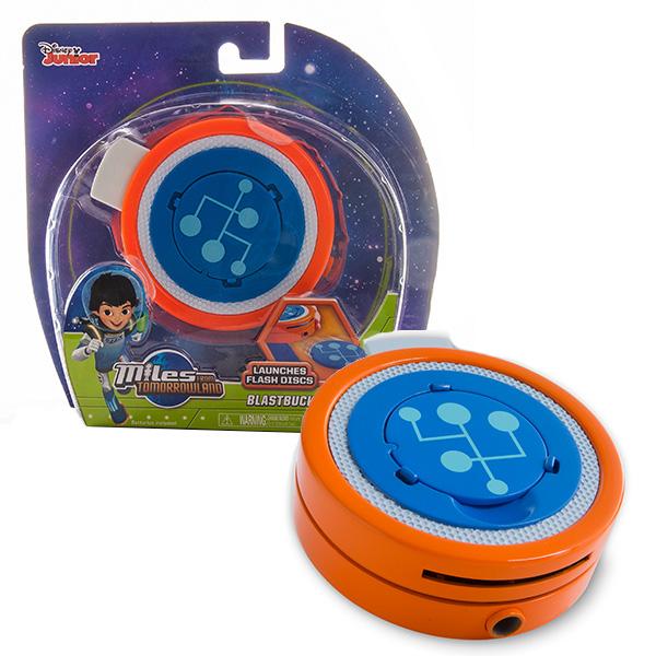 Игрушка MILES, Гравитационный диск miles from tomorrowland гравитационный диск