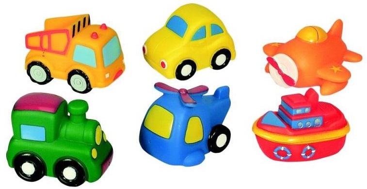 Игрушка для купания Spielstabil Транспорт игрушки для ванной s s игрушка книжка для купания