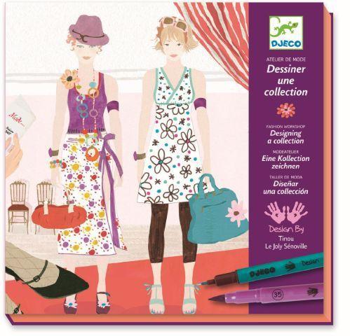 Раскраска Дизайнер одеждыРаскраска Дизайнер одежды (08731) - настольная книга для маленького будущего дизайнера. Здесь можно не только раскрашивать созданные кем-то модели, но и придумывать собственные, комбинируя одежду разных стилей и подбирая к ней аксессуары. Это уже не просто раскраска, это собственная домашняя студия мод, в которой малышка – полноправная хозяйка. К её услугам тридцать два листа фона, семь листов с одеждой, два листа с образцами ткани, два листа с аксессуарами и восемь двусторонних фломастеров. С их помощью обучиться азам дизайнерского искусства и создать неповторимый образ стало проще простого!<br>
