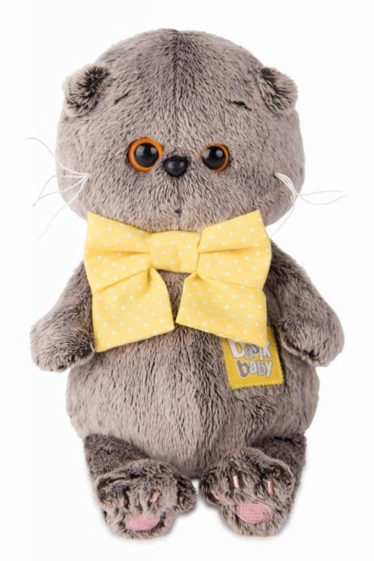 Басик BABY в бантикеМягкая и уютная игрушка Басик BABY в бантике от бренда Basik станет прекрасным, запоминающимся подарком не только для ребенка но и для любого взрослого<br>