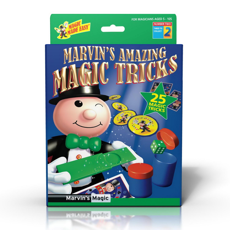 Купить Набор фокусов «Удивительные трюки от Marvin's Magic» № 2