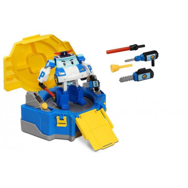 Игровой набор Робокар Поли - Кейс с трансформером Поли 50pcs lot pvg612as pvg612 sop6 optical coupling ir ic free shipping