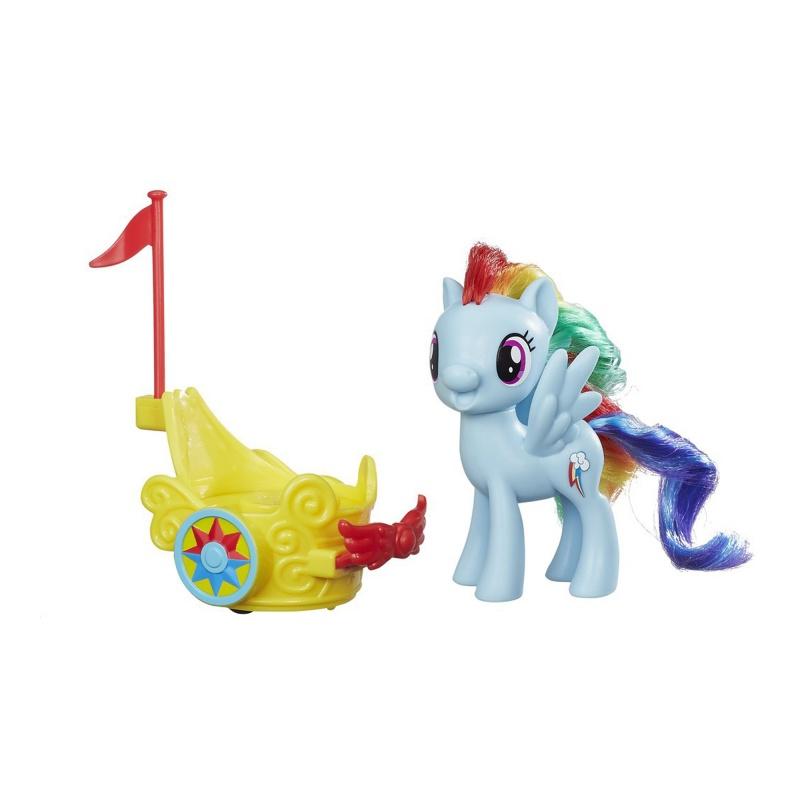 Купить MLP Пони в карете
