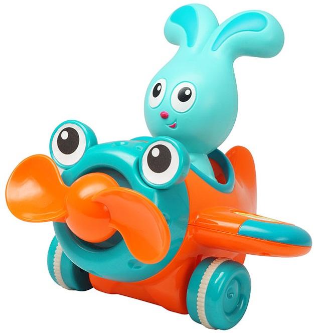 Интерактивная игрушка Quaps Банни-пилот ouaps беби бани пилот с 12 мес