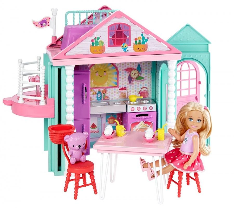 Кукольный домик Барби - Челси
