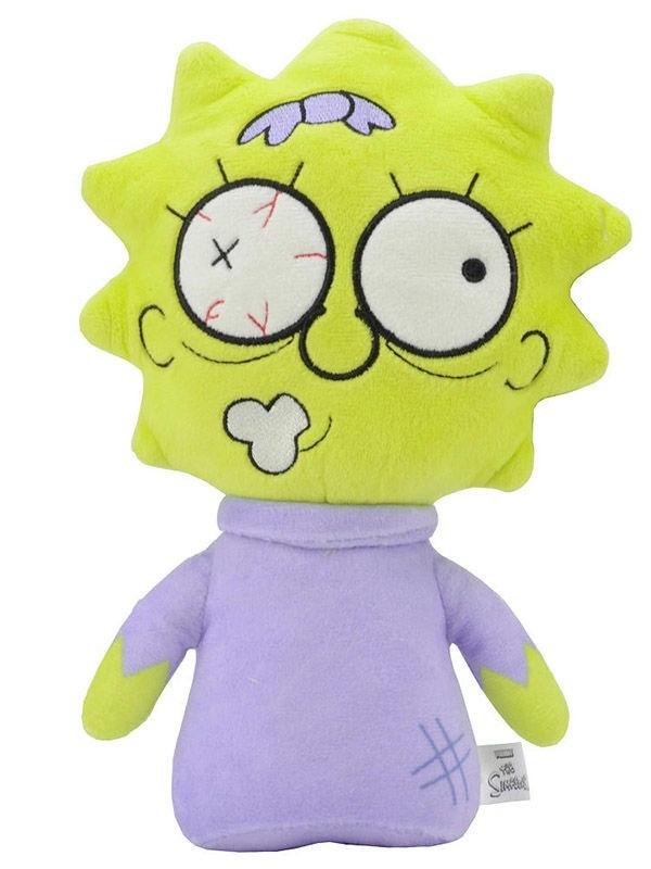 Купить Мягкая игрушка Simpsons Zombie Maggie 20 см