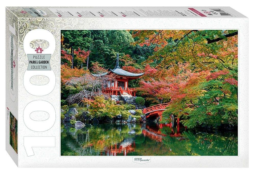 Мозаика puzzle 1000 Пагода