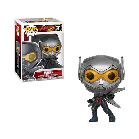Фигурка Оса Funko POP! Bobble Marvel Ant-Man & The Wasp Wasp w/Chase 30730