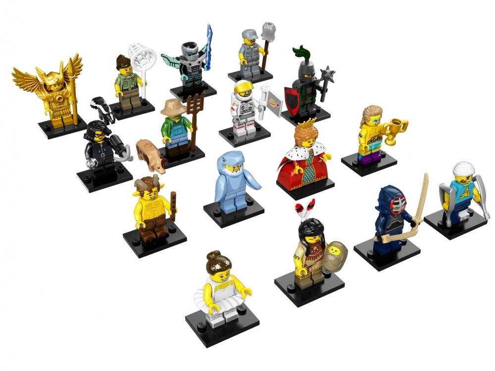 Минифигурка Lego Minifigures 71011 Серия 15 конструктор lego minifigures lego® серия 15 71011