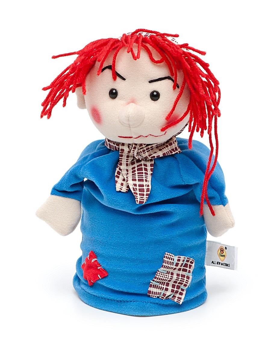Кукла на руку КолдуньяКукла на руку Колдунья. Кукла легко одевается как на детскую руку, так и на взрослую. Компания Bauer создала оригинальную серию сказочных персонажей, позволяющих собрать свой собственный кукольный театр и познакомить детей с миром сказки. Ребенок сам сможет придумывать сценки, одевать кукол на руки, и ставить домашние кукольные спектакли. Таким образом, развивается фантазия ребенка, память, воображение, чувство юмора, умение анализировать ситуации – вымышленные или реальные, инсценированные<br>