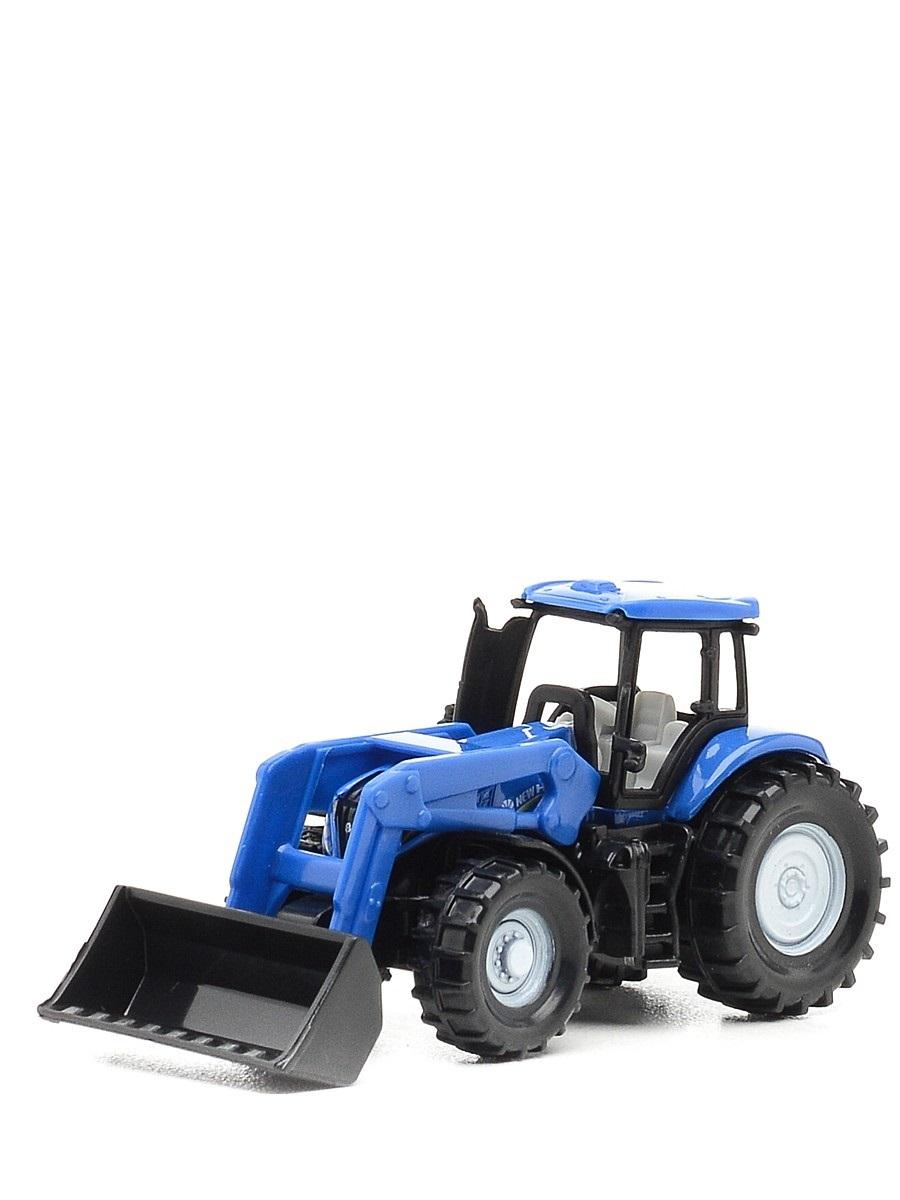 ТракторИгрушечная модель Трактор Нью Холланд.Сезон: круглогодичныйПол: МальчикиСтрана бренда: ГерманияСтрана производитель: КитайКомплектация: трактор<br>