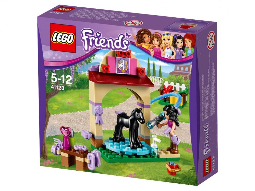 """Купить со скидкой Конструктор Lego Friends """"Салон для жеребят"""""""