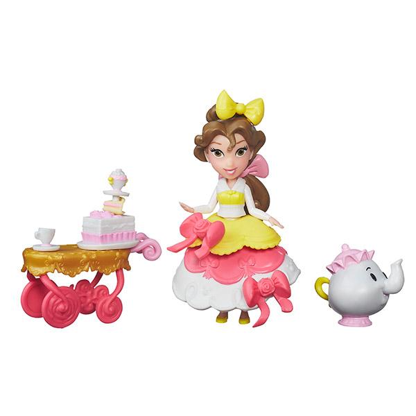 Купить со скидкой Игровой набор - Маленькая кукла Принцесса с аксессуарами, в ассортименте