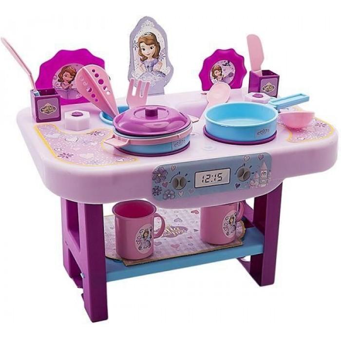 Игровая кухня Принцесса София сковородки