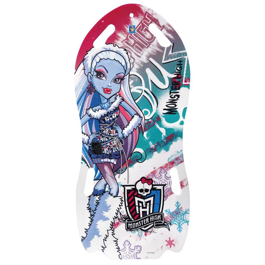 Ледянка на двоих &quot,Monster High - Эбби&quot,, 122 см.