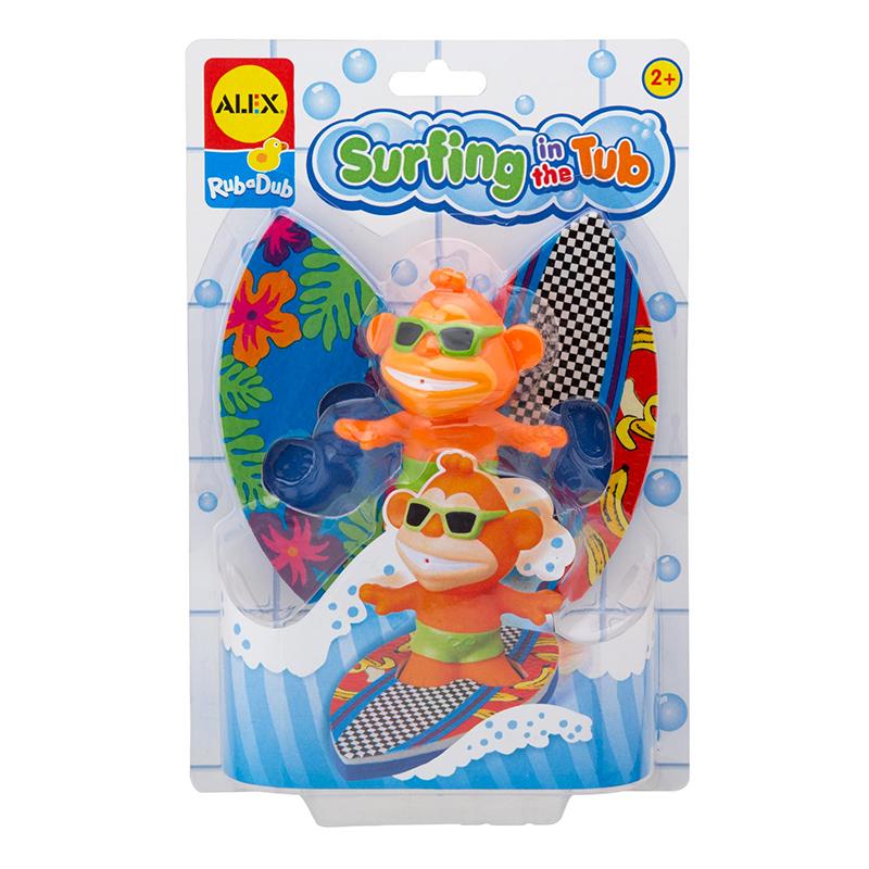 Игрушка для ванны Серфинг
