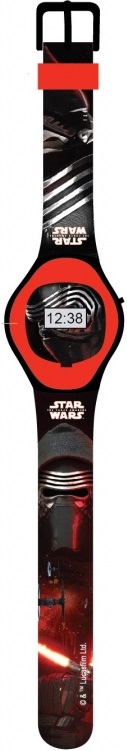 Электронные наручные часы Star Wars SS70008_1 Kylo Re