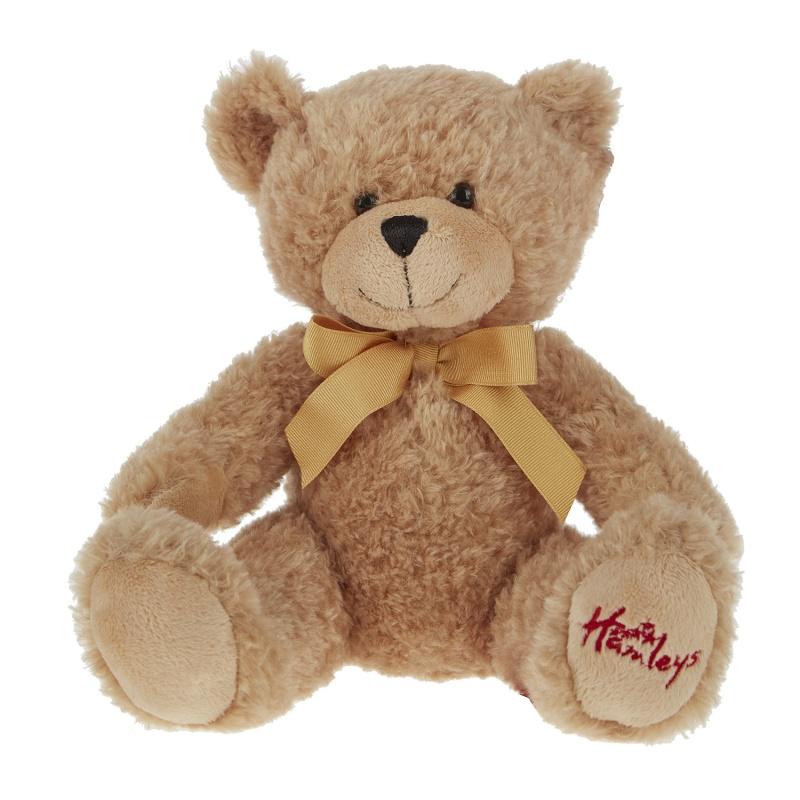Игрушка плюшевая Hamleys Медведь Весенний 23см магазины интернет атласные ленты в санкт петербурге