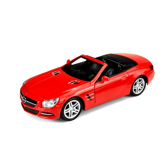 Модель машины Mercedes-Benz SL500, 1:34-39 модель машины mercedes benz sl500 1 34 39