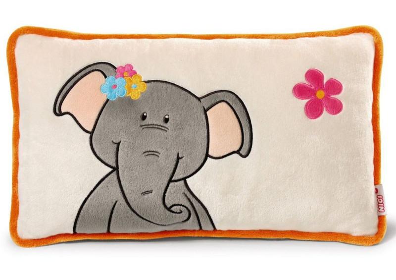 Детская подушка Слониха