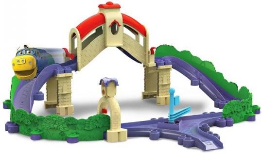 """Фото #1: Игровой набор """"Мост и туннель"""""""