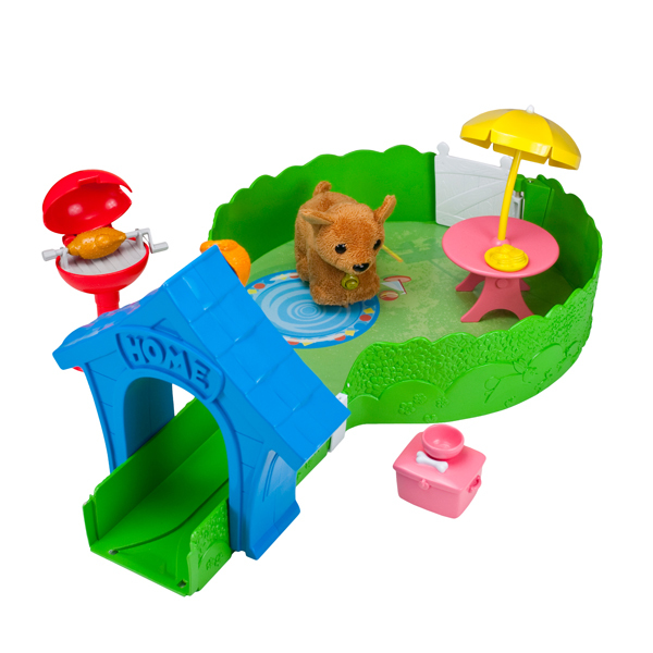 Cepia Zhu Zhu Puppies Домики собачек в ассортименте (серия 2)Яркие цветные домики для собачек Жу Жу Петс - веселые игры друзей продолжаются!<br>