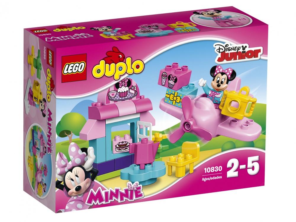 Конструктор Lego Duplo 10830 Кафе Минни конструктор lego duplo кафе минни 27 элементов 10830