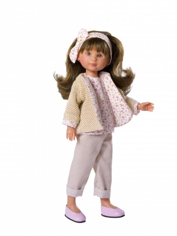 Кукла Asi Селия, 30 см.Очаровательная кукла Селия из новой коллекции- станет отличным подарком для любой девочки!У куклы очень красивое миловидное личико, роскошные темные волосы, аккуратно уложенные в крупные локоны. Ее можно купать и делать всевозможные прически. Размер куколки Селии составляет 30 см, ее компактный размер позволяет брать ее везде с собой.Компания ASI огромное внимание уделяет каждой детали в образе кукол. Вот почему одежда всегда выполнена из качественных дорогих материалов.<br>