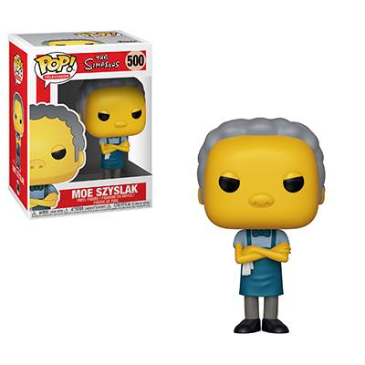 Фигурка Мо Funko POP! Vinyl Simpsons S2 Moe 33882