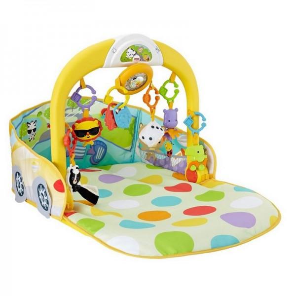 Складной коврик Fisher Price Авто где можно игрушки в авто мишлен