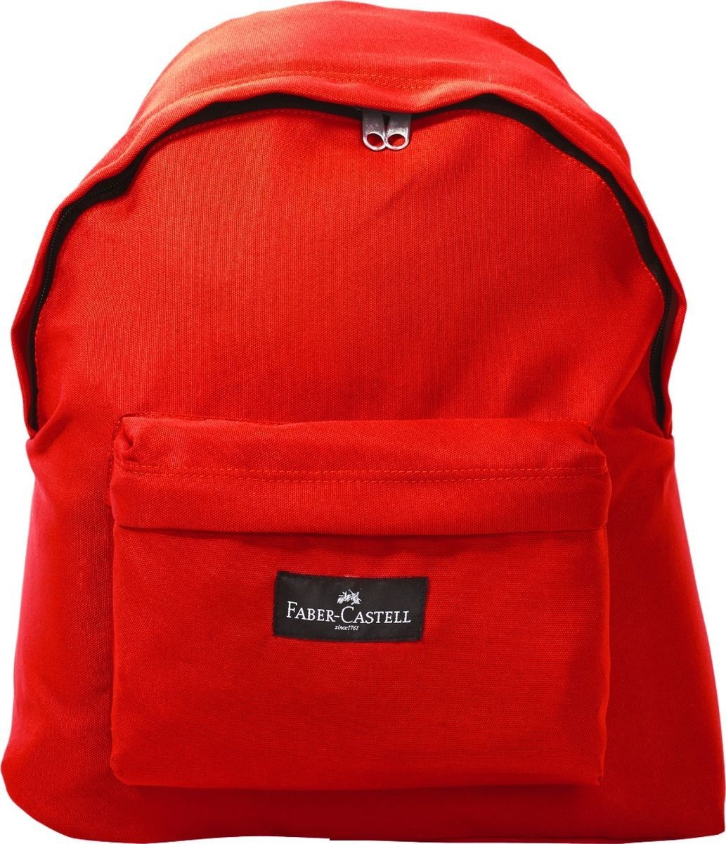 Faber-Castell Рюкзак красный