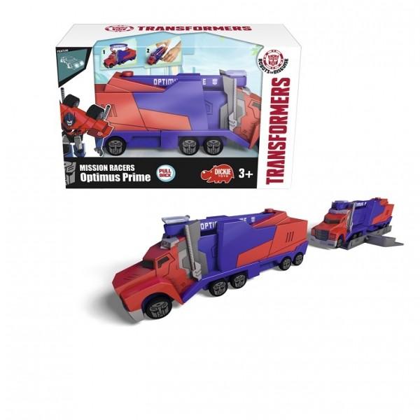 Машинка-трансформер Dickie Optimus Prime dickie toys машинка transformers optimus prime