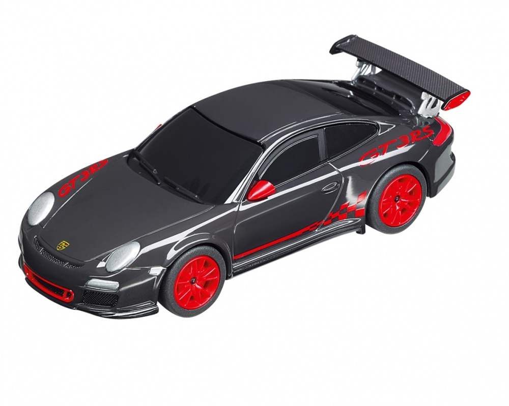 Доп. а/м Porsche GT3 RS Carrera белый/белый с золотым металликИзящная гоночная машинка предназначена для соревнований на автотреке серии GO!!! немецкой компании Каррера. Игрушка копирует все детали настоящего Порше Каррера и является уменьшенной в 43 раза точной копией автомобиля. Модель выполнена из качественного пластика, который не боится ударов и аварий на трассе. Материал долговечен и безопасен для здоровья ребенка. Игрушка подходит для мальчиков старше 5 лет, увлекающихся гонками и желающих испытать свои силы в соревнованиях.В магазине Hamleys можно купить дополнительный автомобиль Порше ГТ3 РС Каррера по сниженной цене. Покупателям предлагается удобная система оплаты и оперативная курьерская доставка.<br>