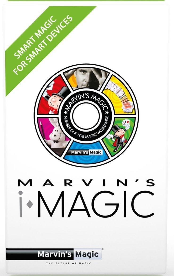 Набор фокусов Marvins i-Magic 2Набор включает фокусы с появлением и исчезновением карт. Размер упаковки: 15 х 9 х 4 см. Рекомендуемый возраст 8+<br>