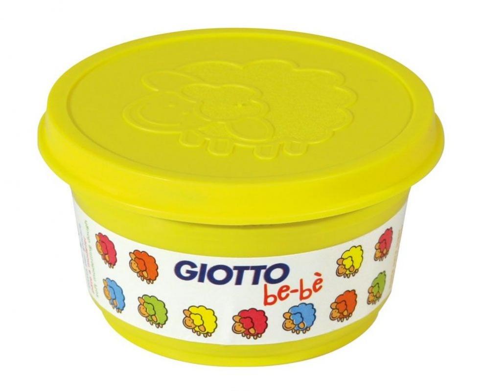 GIOTTO be-be Super Modelling Dough  масса для моделирования 3шт х 100 гр  erich krause modelling dough 2 бан х 100 г зеленый коричневый