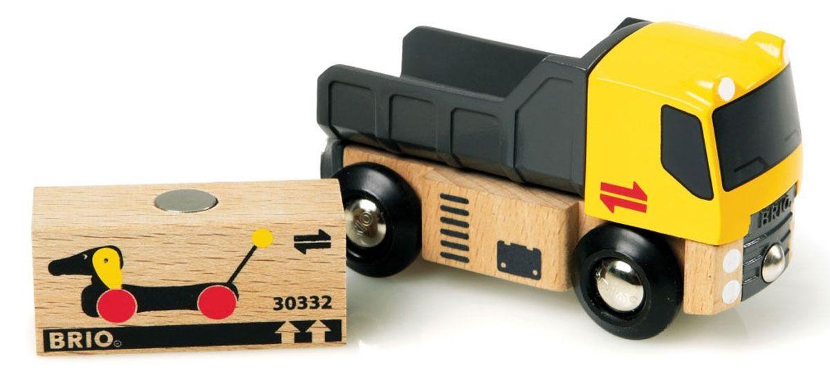 Brio Грузовик с грузом б у грузовик с манипулятором в кра