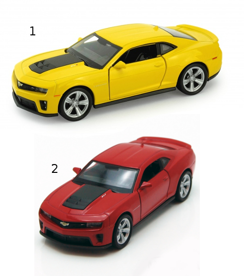 Коллекционная модель машины Chevrolet Camaro ZL1, 1:34-39 welly chevrolet camaro zl1 1 34 39 4891761136673