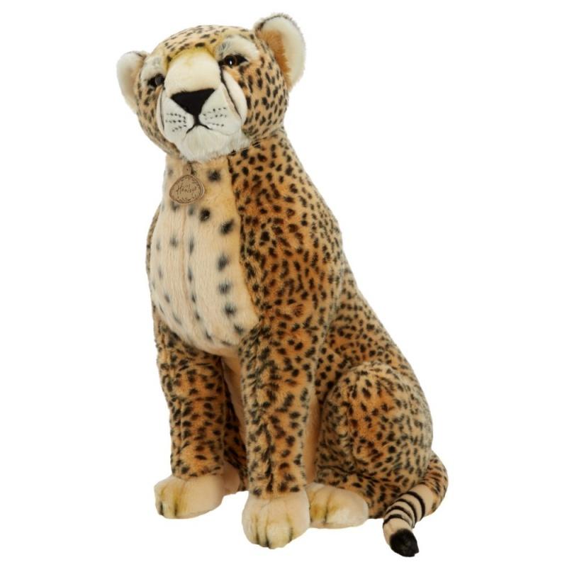 Игрушка плюшевая Hamleys Большой Леопард Чита
