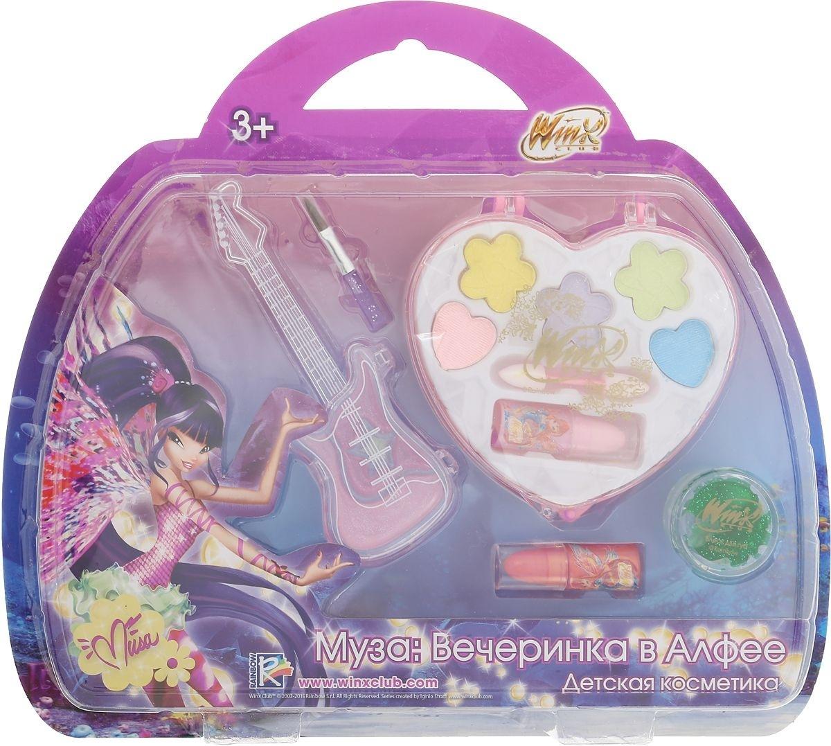 Купить наборы детской косметики чемоданчик винкс где купить косметику priori