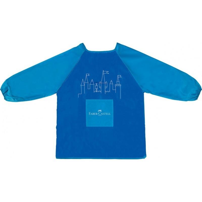 Купить Faber-Castell Детский фартук, синий