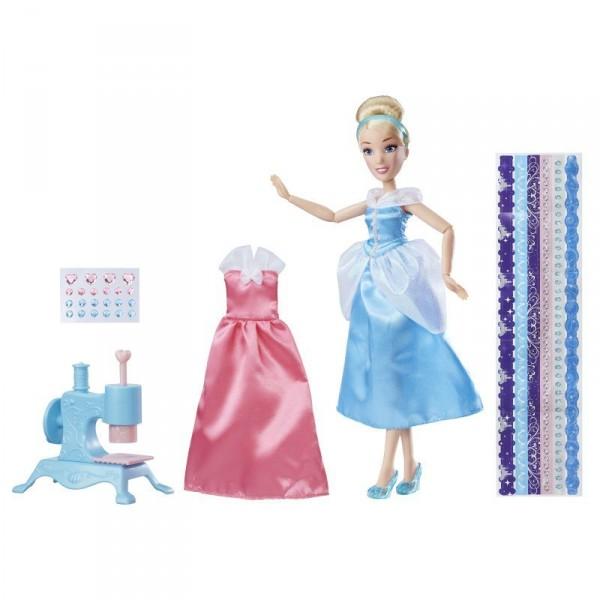Куклы Disney Золушка с аксессуарами