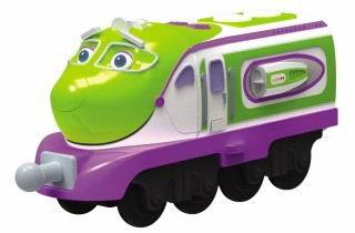 Паровозик Chuggington. Die-Cast, Паровозик Чаггинсоник Коко